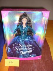 Barbie Sapphire Saphicate , Speciale Edition, ca 20 Jahre alt Barbie wurde noch nie aus der Schachtel genommen, Originaverpackung, löse unsere Sammlung Barbie`s auf , weitere Barbie`s auf Nachfrage 40,- D-80933München Feldmoching-Hasenbergl Heute, 14:07 U - Barbie Sapphire Saphicate , Speciale Edition, ca 20 Jahre alt Barbie wurde noch nie aus der Schachtel genommen, Originaverpackung, löse unsere Sammlung Barbie`s auf , weitere Barbie`s auf Nachfrage