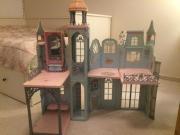 Barbie Schloss Cinderella