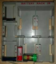 Batterie Aufbewahrung