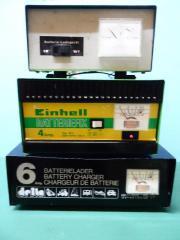 Batterieladegerät 1x Einhell