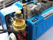 Bauer Hochdruckkompressor Oceanus