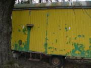 Bauwagen zwei Räume