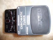 Behringer Chromatic Tuner