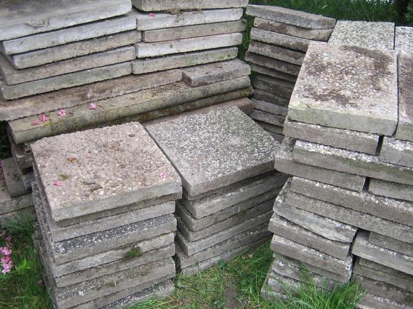 Betonplatten in mannheim gartenm bel kaufen und for Fenster 50x50 bauhaus