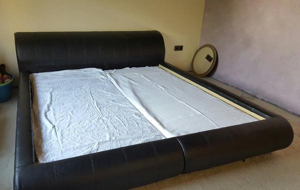 Ikea Patrull Fast Istruzioni ~ IKEA Bett Malm, neuw , schwarz , hoch, 140×200, Lat