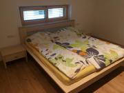 Bett inkl. Nachtkasten