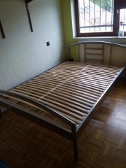 Bett stabil, inkl