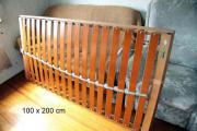 Bettenrost 100x200 cm