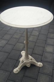 Bistro Tisch Marmor/
