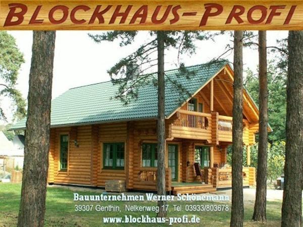blockhaus profi blockh user in allen gr en zum wohnen u arbeiten in magdeburg sonstiges. Black Bedroom Furniture Sets. Home Design Ideas