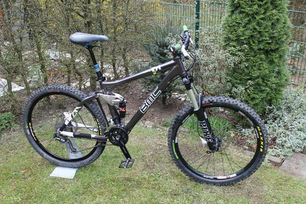 bmc trailfox 01 gr s in frankfurt mountain bikes bmx. Black Bedroom Furniture Sets. Home Design Ideas