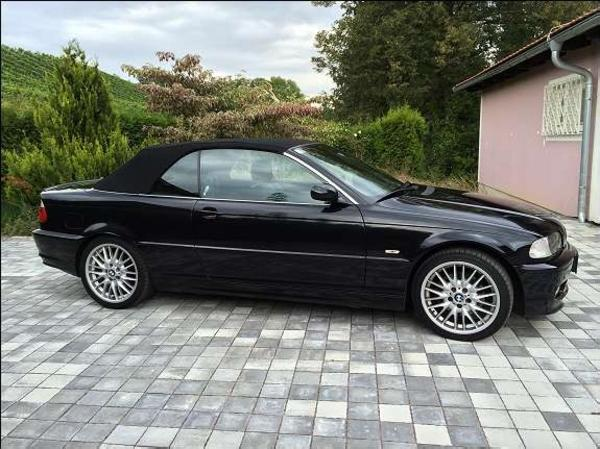bmw cabrio e46 323ci in g tzis bmw cabrio roadster. Black Bedroom Furniture Sets. Home Design Ideas