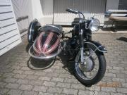 BMW Gespann R51/