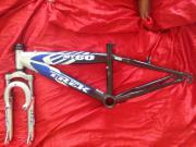BMX Rahmen+Federgabel