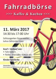 Börse für Fahrräder &