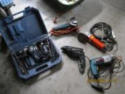 Bohrmaschinen Flex(Winkelschleifer)