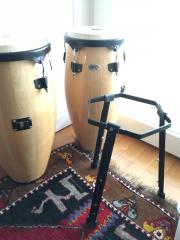 Bongo Trommelset