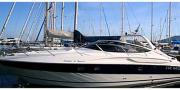 bootItalienische Luxus-Yacht