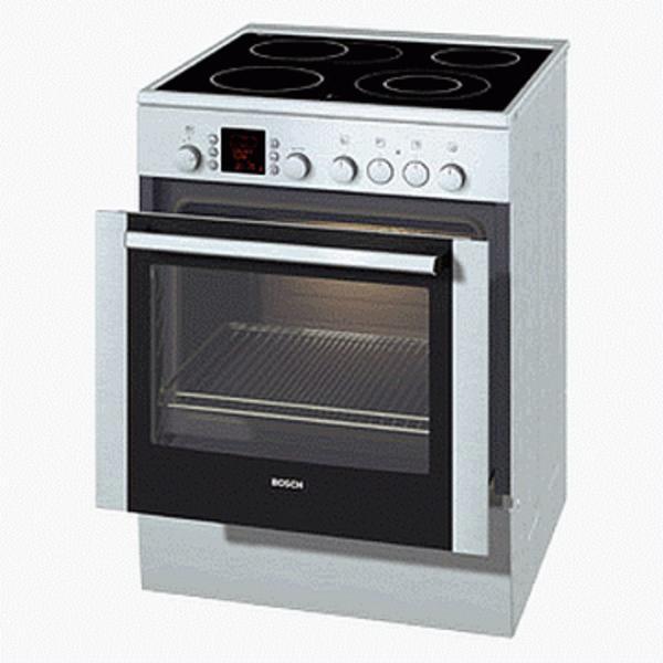 bosch standherd 60 cm edelstahl hln454450 in ha loch k chenherde grill mikrowelle kaufen. Black Bedroom Furniture Sets. Home Design Ideas