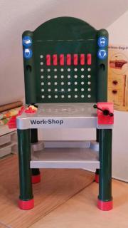 gebrauchte werkbank kinder baby spielzeug g nstige angebote finden. Black Bedroom Furniture Sets. Home Design Ideas