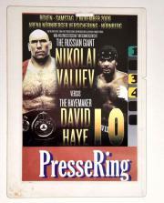 Boxen David Haye