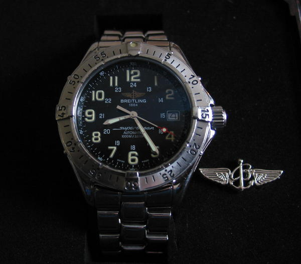 Breitling Colt, Superocean &raquo; Uhren