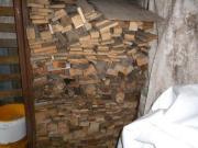 Brennholz aus Bretter