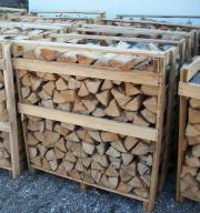 Brennholz , Buche oder