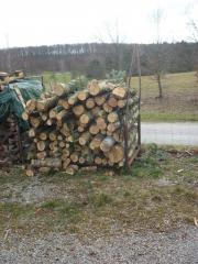 Brennholz Kiefer - Weißtanne