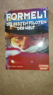 """Buch \""""Formel 1: Die besten Piloten der Welt\"""" Buch zu verkaufen: Formel 1: Die besten Piloten der Welt. Das Buch hat 128 Seiten und ist in sehr ... 10,- D-89073Ulm Heute, 17:52 Uhr, Ulm - Buch """"Formel 1: Die besten Piloten der Welt"""" Buch zu verkaufen: Formel 1: Die besten Piloten der Welt. Das Buch hat 128 Seiten und ist in sehr"""