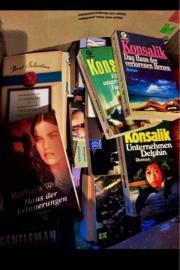 Bücher, Urlaubslektüre, jede