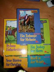 Bücher vom Ponyclub,