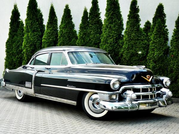 cadillac fleetwood 1953 sixty special in gorz w. Black Bedroom Furniture Sets. Home Design Ideas