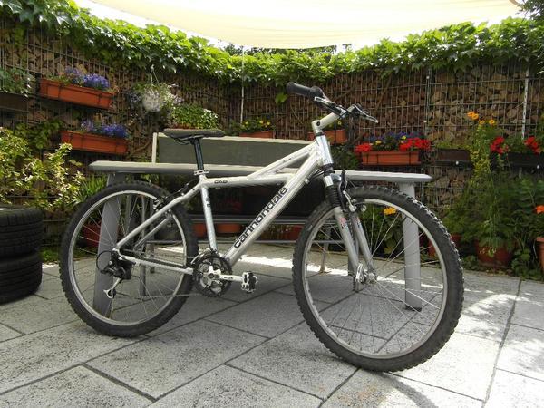 cannondale mtb inspektion neu in karlsruhe mountain bikes bmx r der rennr der kaufen und. Black Bedroom Furniture Sets. Home Design Ideas