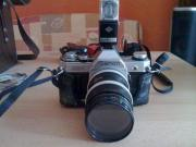Canon AE1 + Canon