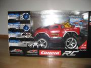 Carrera RC (Tow Truck) Auto mit Fernsteuerung, gebraucht gebraucht kaufen  Röthis