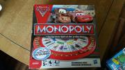 Cars 2 Monopoly