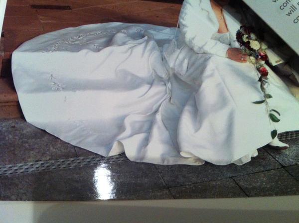 champagnerfarbenes brautkleid in mannheim alles f r die hochzeit kaufen und verkaufen ber. Black Bedroom Furniture Sets. Home Design Ideas