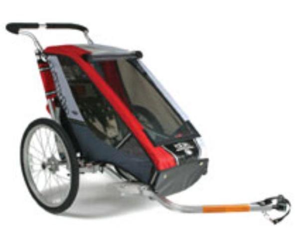 chariot fahrradanh nger neu und gebraucht kaufen bei. Black Bedroom Furniture Sets. Home Design Ideas