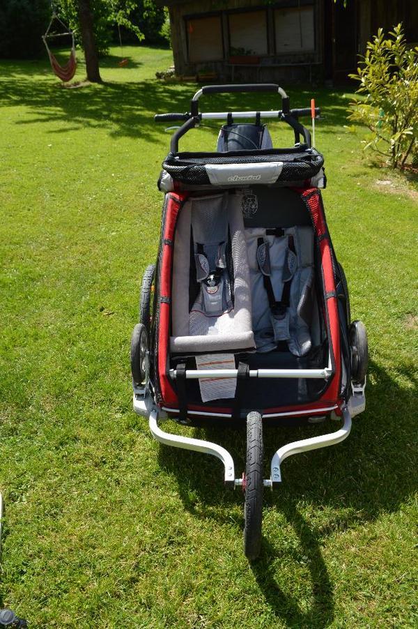 verkaufen unseren kompletten chariot cx2 gekauft 2011. Black Bedroom Furniture Sets. Home Design Ideas