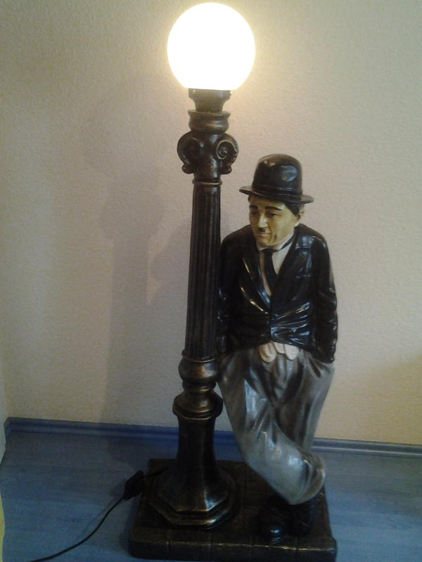 Charlie Chaplin Stehlampe In Karlsruhe Lampen Kaufen Und