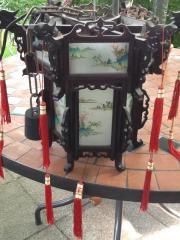 chinesische lampe haushalt m bel gebraucht und neu kaufen. Black Bedroom Furniture Sets. Home Design Ideas