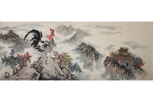 chinesische malerei kalligraphie kunst gem lde plastik aus plattling. Black Bedroom Furniture Sets. Home Design Ideas