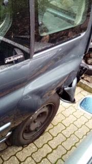 Citroen Berlingo Unfall