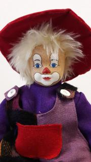 Clown für Deko,