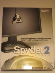 Color Vision Spyder