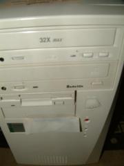 Computer Gut funktionierenden Computer P III u. höher , 450 Mhz, 20 GB HDD, mit Floppy u 48fachem CD Rom, für 55,- . 55,- D-80796München Schwabing-West Heute, 01:55 Uhr, München Schwabing-West - Computer Gut funktionierenden Computer P III u. höher , 450 Mhz, 20 GB HDD, mit Floppy u 48fachem CD Rom, für 55,-