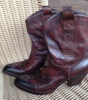 Vintage Cowboystiefel zu verkaufen