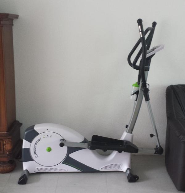 crane crosstrainer c i4 in bonn fitness bodybuilding kaufen und verkaufen ber private. Black Bedroom Furniture Sets. Home Design Ideas