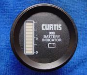 Curtis 900 Ladeanzeige